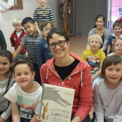 amadito and friends - Vorlesung im Kindergarten