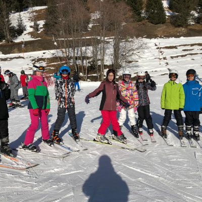 Skikurs in Bad Gastein